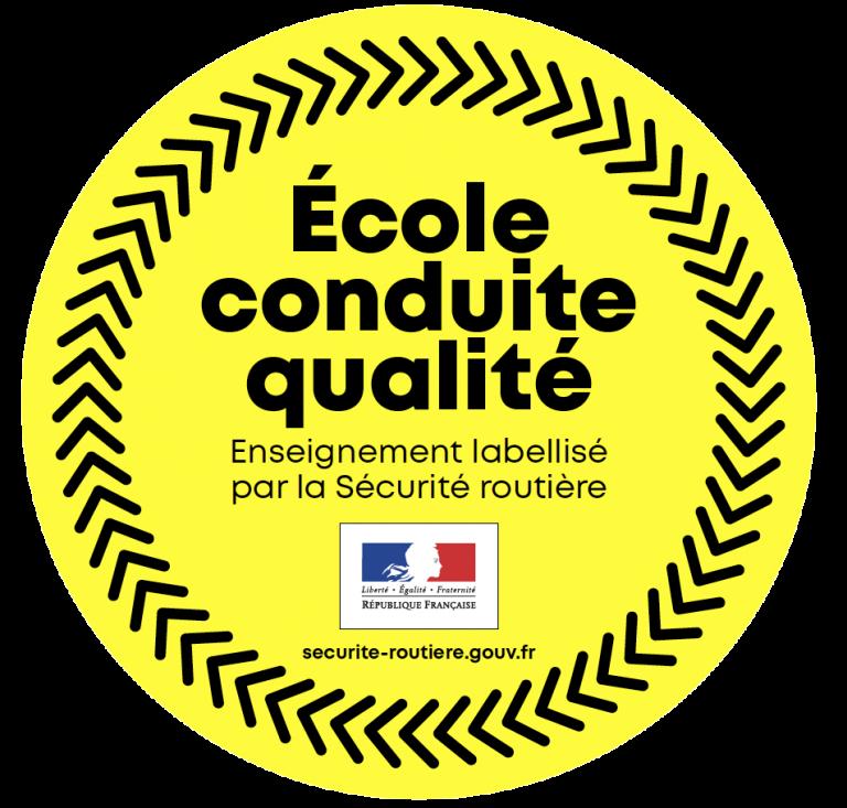 labels Auto Ecole Lukasik Ecole de conduite qualité
